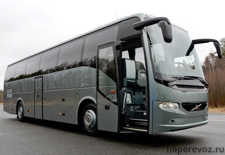 Вольво автобус