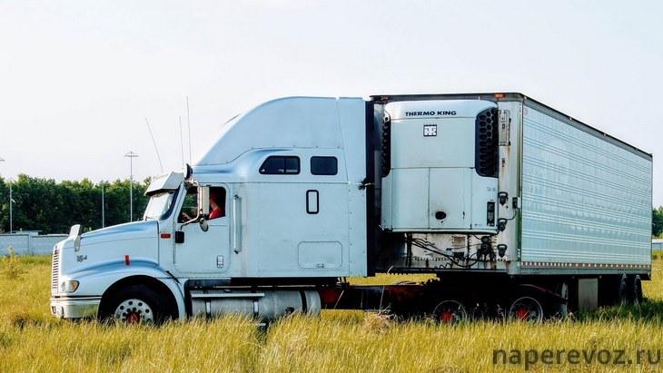 американские грузовики International