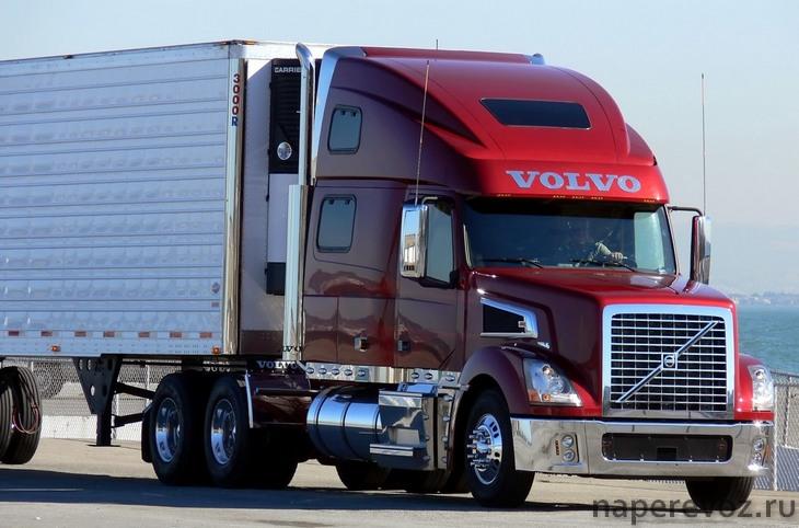 американские грузовики Volvo