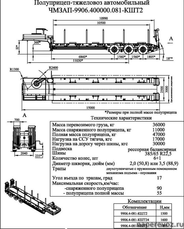 ЧМЗАП 9906