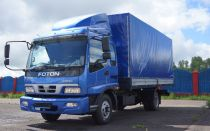 Среднетоннажный грузовик Foton Auman 1093