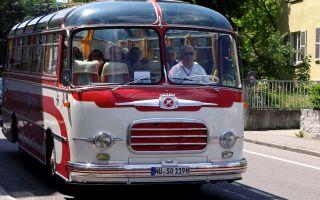 Автобусы модели Setra — лучшее решение для пассажирских перевозок