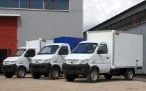 Малотоннажные грузовые автомобили